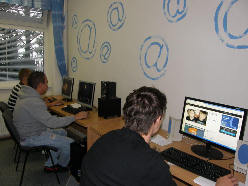 Počítačová miestnosť